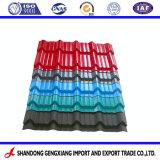 Strato di colore e galvanizzata del rivestimento del metallo del tetto