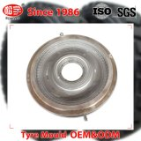 Cnc-Technologie 2 Stück-Gummireifen-Form für heller LKW-Radialstrahl-Reifen