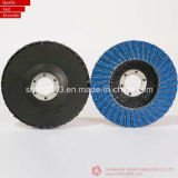 125*22, Angle Grinder (VSM에서 Import Material)를 위한 P80 Zirconia Abrasives Disc