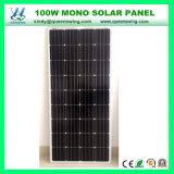 太陽エネルギーシステム(QW-M100W)のための100WモノラルPVの太陽電池パネル