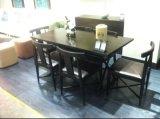 Отель мебели/обеденный зал наборов мебели/Ресторан наборов мебели/цельной древесины стул/столовая мебель (GLD-000102)