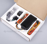 Auto/Motorrad/Fahrzeug GPS-Verfolger-Einheit mit Geo-Zaun Tr06
