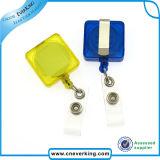 Keine minimale Ordnungs-einziehbaren Abzeichen-Plastikbandspulen