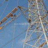 Башня угла стальная электрическая для передающей линия силы от фабрики