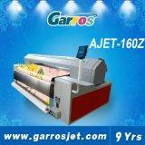 Garros 2 PCS 인쇄 헤드를 가진 널리 이용되는 디지털 벨트 인쇄 기계