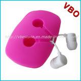 Novo fone de ouvido estéreo com fone de ouvido com microfone com microfone