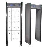 Multi camminata di zona approvata CE più poco costoso tramite il metal detector
