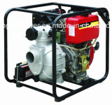 4 치기, Air Cooled, One Cylinder Vertical, Diesel 및 Gasoline Iron 또는 Aluminum Clean 또는 세륨 Approval를 가진 Trash Water Pump