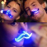 2017의 신제품 크리스마스 선물 LED 콧수염