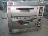 Forno de cozimento de pão de gás de modelo novo modelo único para venda