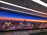 P2.0 HD TV a color para interiores, visualización de vídeo