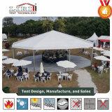 tenda di circo rotonda di 30m per il partito di lusso e la ricezione di VIP