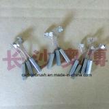 Las escobillas de carbón de la señal de metal fabricante J370 de la TC de la máquina de alimentación
