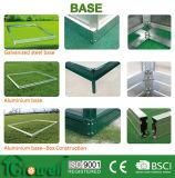 温室ベース(アルミニウムか陽極酸化された銀製か緑) B-1
