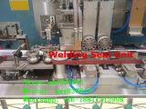 Automatische lamellenförmig angeordnete Gefäß-Schlauchleitung, Maschine produzierend