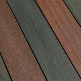 Panneaux de plancher de la coextrusion WPC de Decking de jardin de WPC