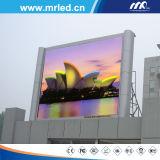 옥외 발광 다이오드 표시 스크린 P10mm 판매를 광고하는 Mrled