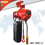 Gru Chain elettrica del fabbricato industriale di Kixio 0.5ton con il carrello