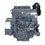 De Gekoelde Mariene Dieselmotor F3l912 van Deutz Lucht voor Machines Wheelloader/Bullduzer/Crane/Excavator/Forklift/Construction