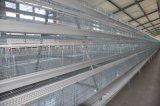 Gabbia dell'azienda agricola di pollo della batteria di capacità elevata della strumentazione del pollame