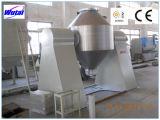Polvo termoendurecible que cubre el mezclador de cono doble