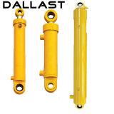 Миниые ведро землечерпалки/рукоятка/цилиндр заграждения гидровлический для машинного оборудования инженерства