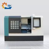 금속 돌기를 위한 기울이 침대 CNC 선반 기계 Ck32L