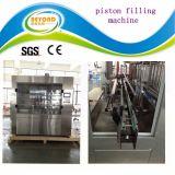 Bouteille de liquide entièrement automatique Machine de remplissage de piston linéaire