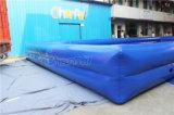 Groot Vierkant Opblaasbaar Zwembad voor het Park van het Water (CHW455L)