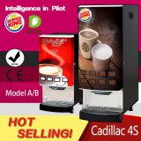 Distribuidor do café instantâneo - modelo A de Cadillac