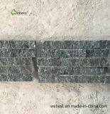 Pietra nera e grigia della contea cinese G343 del granito della coltura per il rivestimento della parete