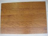 Moisture-Proof Natural suelos de madera multicapa de desgaste