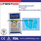 Zona di raffreddamento di febbre del fornitore della Cina di trattamento della fabbrica di febbre a gettare fredda dell'idrogelo