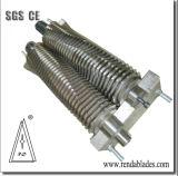 As lâminas da máquina triturador/Lâminas Triturador de pneu dos pneus/Cortador de reciclagem