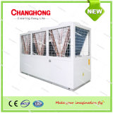 Ar industrial modular refrigerador do rolo/bomba de calor de refrigeração