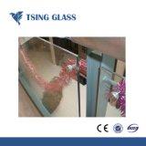 6.38-42.30mmからのCe/SGS/ISOの証明書が付いている薄板にされたガラスの安全ガラス