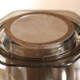 Корпус из нержавеющей стали безбумажный золотой за за чашечкой кофе фильтр