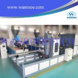 Máquina de extrusão de plástico para materiais de PVC