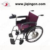 Jq centrale elettrica della sedia a rotelle elettrica da 22 pollici - raggi del motore