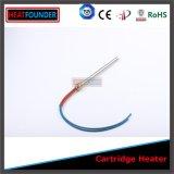 Высокотемпературный упорный патронный электрический нагревательный элемент