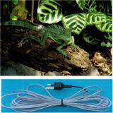 Usine de vente directe par câble en silicone de gros reptile de chauffage
