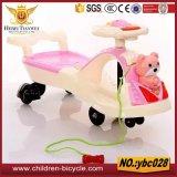 Colorido bicicleta de los niños / precio competitivo del bebé juguetes / Swing Car