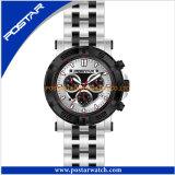 Attraktive Mann-Quarz-Armbanduhr-Multifunktionsuhr