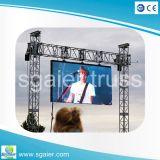 Ponticello del LED 6 tester e 8 tester del LED di fascio dello schermo