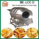 Equipamento de temperos alimentares Spice máquina de revestimento para batatas fritas