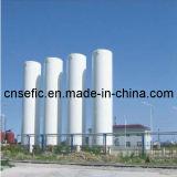 Tanque do nitrogênio líquido de tanque de armazenamento de GNL (LAR/LIN/LOX/LCO2)