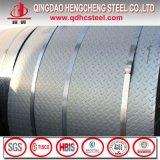 Placa Checkered de aço galvanizada laminada a alta temperatura do preço do competidor
