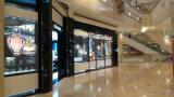 P10 Fshion Glass / Transparent LED Display pour fenêtre / Building Video Wall