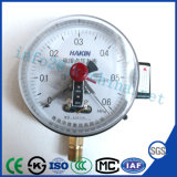 60mm High Quality Yxc Magnetic Assisted Electric Contact Pressure Gauge