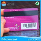 Kundenspezifische magnetische Barcode VIP-Karten-Drucken-Mitgliedschafts-Plastikkarte